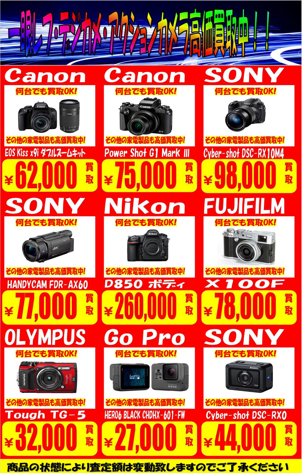 カメラ 6.27
